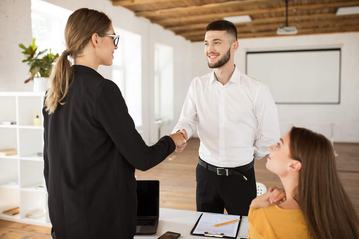 7 Tips To Starting Your New Job With A Spring in Your Steps.